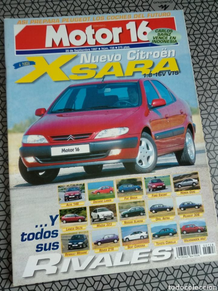 Coleccionismo de Revistas y Periódicos: Lote 50 revistas Motor 16 año 1997 - Foto 11 - 174488927