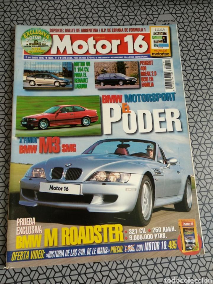 Coleccionismo de Revistas y Periódicos: Lote 50 revistas Motor 16 año 1997 - Foto 13 - 174488927
