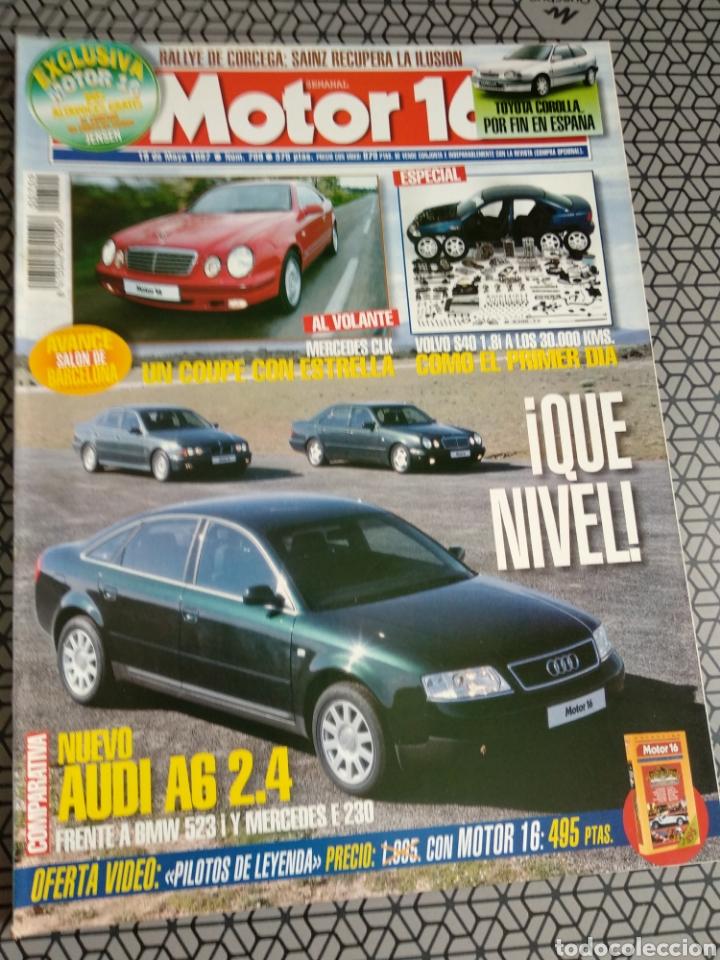 Coleccionismo de Revistas y Periódicos: Lote 50 revistas Motor 16 año 1997 - Foto 14 - 174488927