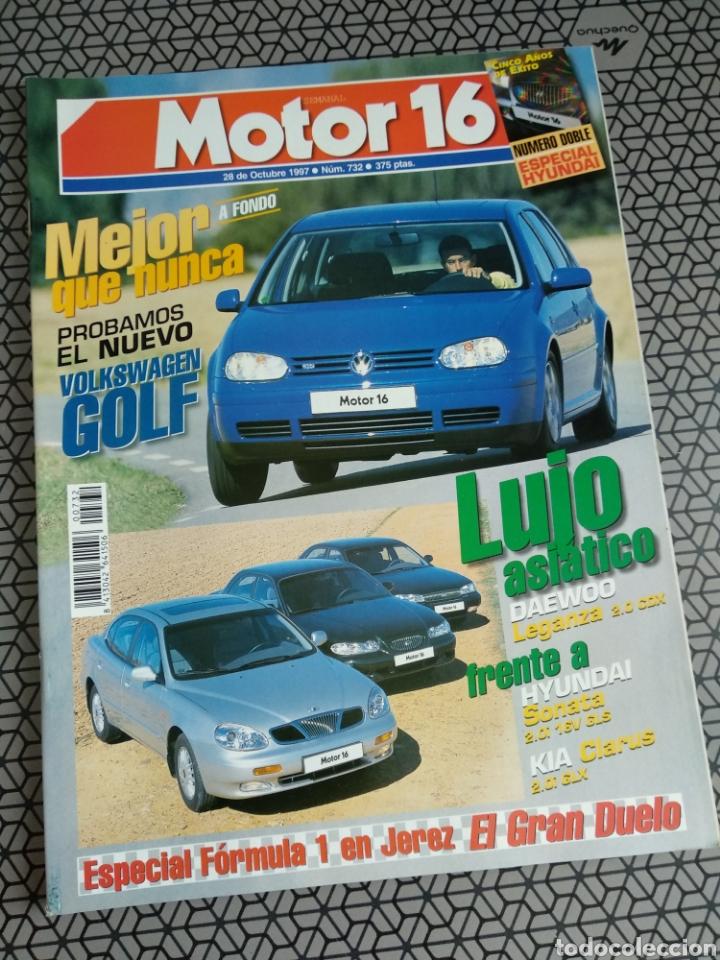 Coleccionismo de Revistas y Periódicos: Lote 50 revistas Motor 16 año 1997 - Foto 15 - 174488927