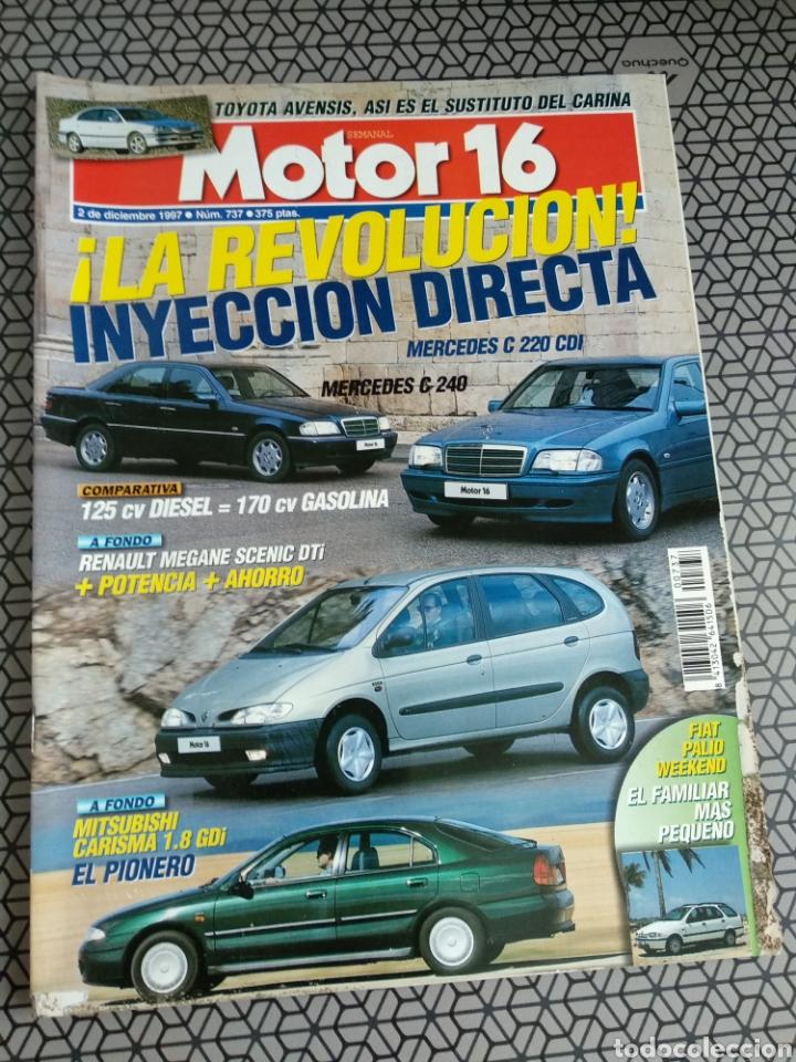 Coleccionismo de Revistas y Periódicos: Lote 50 revistas Motor 16 año 1997 - Foto 20 - 174488927