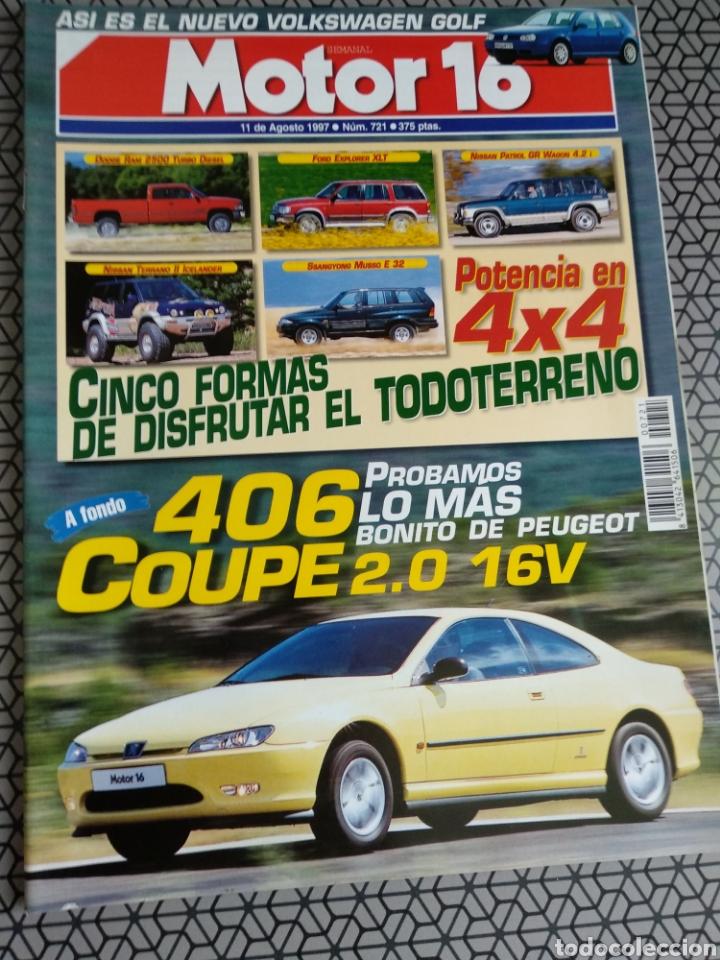 Coleccionismo de Revistas y Periódicos: Lote 50 revistas Motor 16 año 1997 - Foto 21 - 174488927