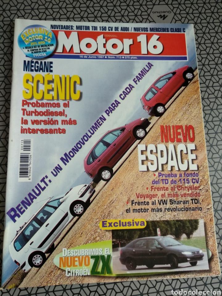 Coleccionismo de Revistas y Periódicos: Lote 50 revistas Motor 16 año 1997 - Foto 25 - 174488927