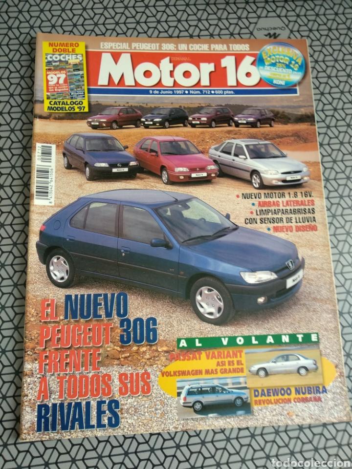 Coleccionismo de Revistas y Periódicos: Lote 50 revistas Motor 16 año 1997 - Foto 26 - 174488927