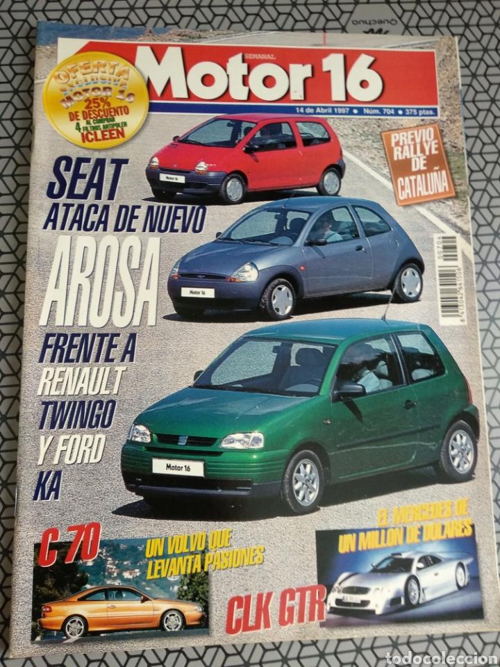 Coleccionismo de Revistas y Periódicos: Lote 50 revistas Motor 16 año 1997 - Foto 28 - 174488927