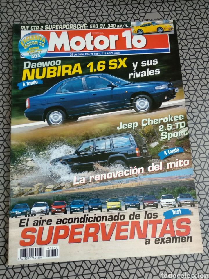 Coleccionismo de Revistas y Periódicos: Lote 50 revistas Motor 16 año 1997 - Foto 31 - 174488927