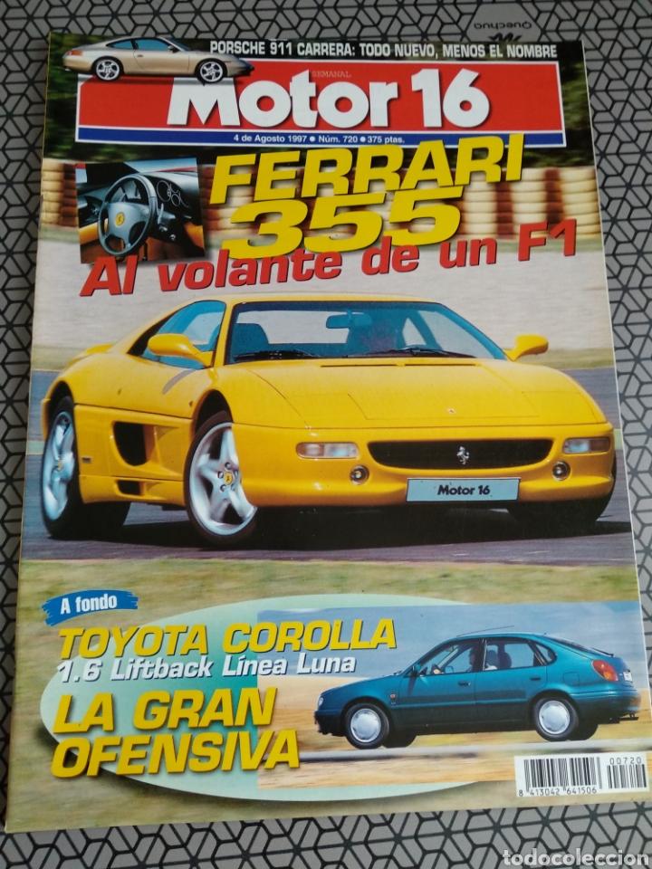 Coleccionismo de Revistas y Periódicos: Lote 50 revistas Motor 16 año 1997 - Foto 41 - 174488927