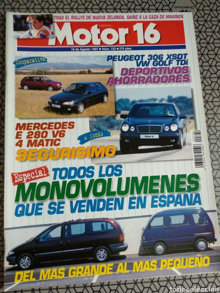 Coleccionismo de Revistas y Periódicos: Lote 50 revistas Motor 16 año 1997 - Foto 44 - 174488927