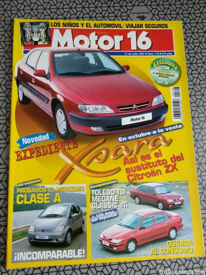Coleccionismo de Revistas y Periódicos: Lote 50 revistas Motor 16 año 1997 - Foto 46 - 174488927