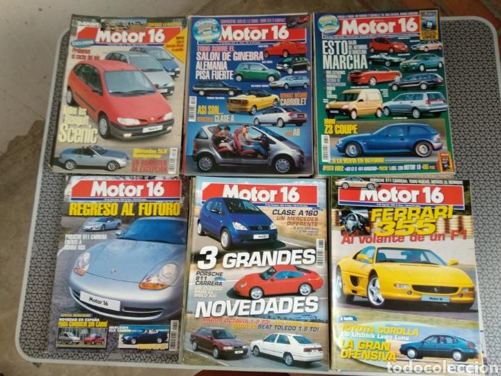 LOTE 50 REVISTAS MOTOR 16 AÑO 1997 (Coleccionismo - Revistas y Periódicos Modernos (a partir de 1.940) - Otros)