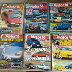 Coleccionismo de Revistas y Periódicos: LOTE 50 REVISTAS MOTOR 16 AÑO 1997. Lote 174488927