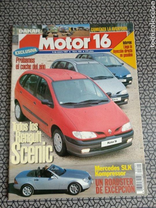 Coleccionismo de Revistas y Periódicos: Lote 50 revistas Motor 16 año 1997 - Foto 47 - 174488927