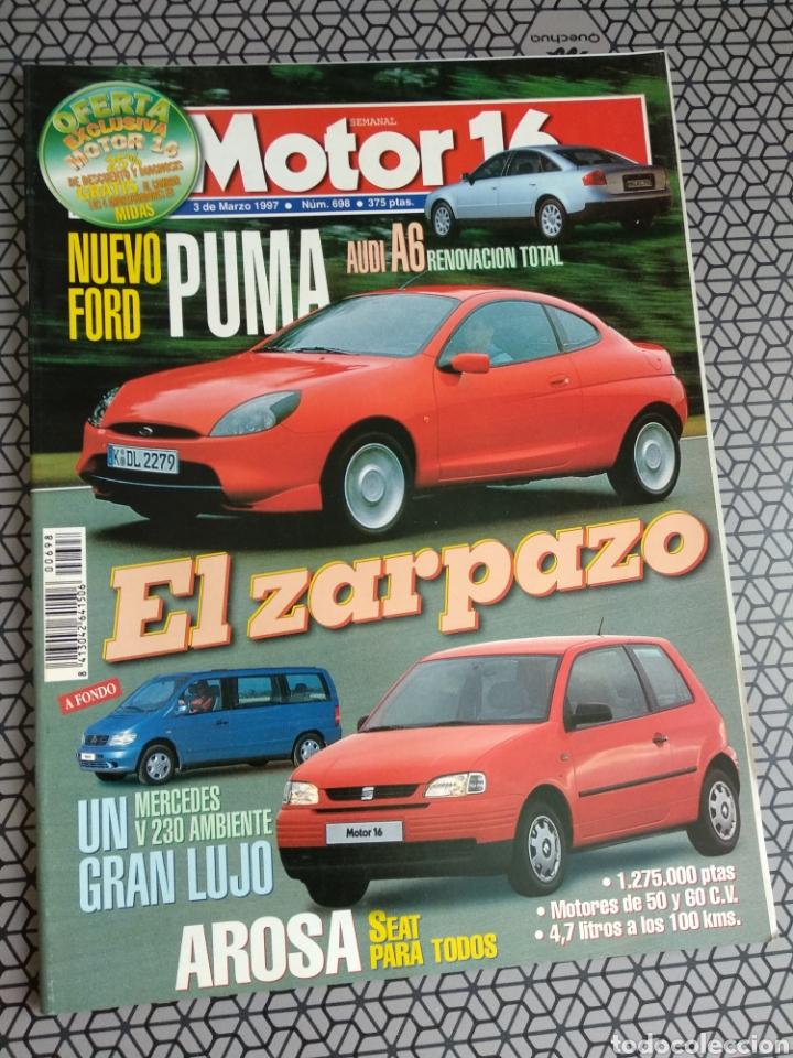 Coleccionismo de Revistas y Periódicos: Lote 50 revistas Motor 16 año 1997 - Foto 50 - 174488927