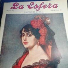 Coleccionismo de Revistas y Periódicos: LA ESFERA 1916 LAS ERMITAS DE CORDOBA EL MONASTERIO DE GUADALUPE PUEBLA DE GUADALUPE. Lote 174499178
