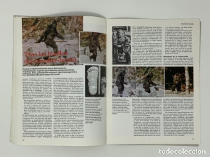 Coleccionismo de Revistas y Periódicos: LO INEXPLICADO Nº 1, 3, 4, 5 - Foto 8 - 174517979