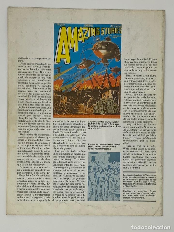 Coleccionismo de Revistas y Periódicos: LO INEXPLICADO Nº 1, 3, 4, 5 - Foto 10 - 174517979