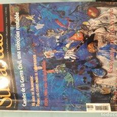 Coleccionismo de Revistas y Periódicos: REVISTA SUBASTAS SIGLO XXI. Lote 174548897