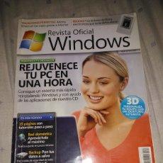 Coleccionismo de Revistas y Periódicos: REVISTA OFICIAL WINDOWS 35. Lote 174549183