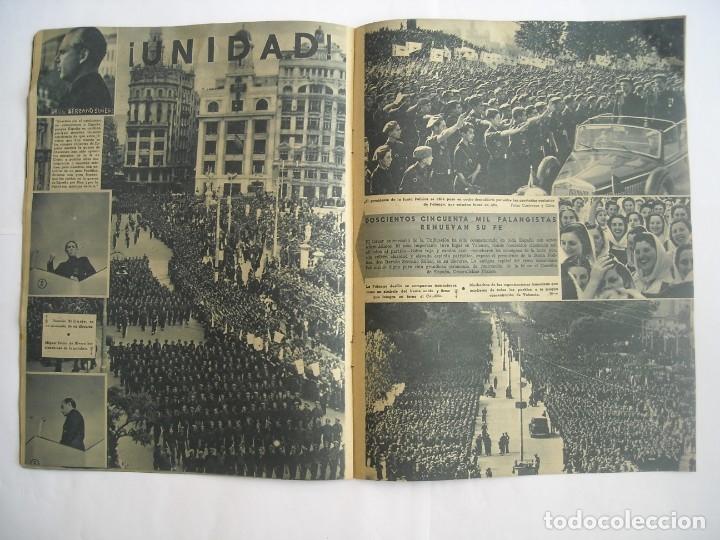 Coleccionismo de Revistas y Periódicos: REVISTA SEMANA Nº NÚMERO 9 / 23 ABRIL 1940 NARVIK SEGUNDA 2 GUERRA MUNDIAL - Foto 5 - 174623987
