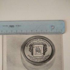 Coleccionismo de Revistas y Periódicos: PUBLICIDAD REVISTA ORIGINAL AÑOS 30. PIMENTON CABALLO DE OROS PEDRO SANCHEZ JARAIZ DE LA VERA. Lote 174881169