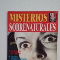Coleccionismo de Revistas y Periódicos: MISTERIOS SOBRENATURALES. COLECCION CIENCIAS OCULTAS. LA BODA DE LAS BRUJAS. TDKR28. Lote 174920475