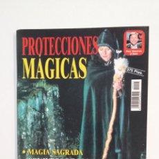 Coleccionismo de Revistas y Periódicos: PROTECCIONES MAGICAS. MAGIA SAGRADA. COLECCION CIENCIAS OCULTAS. TDKR28. Lote 174920545