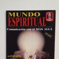 Coleccionismo de Revistas y Periódicos: MUNDO ESPIRITUAL. COLECCION CIENCIAS OCULTAS. COMUNICACION CON EL MAS ALLA. TDKR28. Lote 174920955