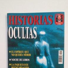 Coleccionismo de Revistas y Periódicos: HISTORIAS OCULTAS. EL ESPIRITU QUE NO QUERIA MORIR. COLECCION CIENCIAS OCULTAS. TDKR28. Lote 174921248