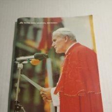 Coleccionismo de Revistas y Periódicos: JUAN PABLO II. Lote 174983799
