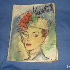 Coleccionismo de Revistas y Periódicos: REVISTA ARGENTINA FEMENINA VOSOTRAS SEPTIEMBRE DE 1948.. Lote 175004043