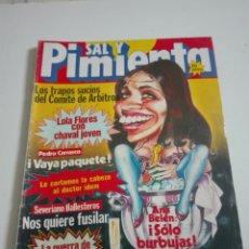 Coleccionismo de Revistas y Periódicos: DAL Y PIMIENTA N°116. DICIEMBRE 1981.. Lote 175318977