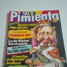 Coleccionismo de Revistas y Periódicos: DAL Y PIMIENTA N°89. JUNIO 1981.. Lote 175319042