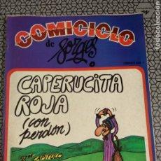 Coleccionismo de Revistas y Periódicos: REVISTA COMICICLO NÚM 3. Lote 175341459
