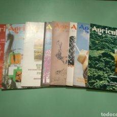 Coleccionismo de Revistas y Periódicos: LOTE 8 REVISTAS AGRICULTURA. REVISTA AGROPECUARIA 1980. FALTAN OCTUBRE, NOVIEMBRE Y DICIEMBRE. Lote 175504364