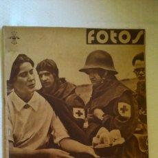 Collezionismo di Riviste e Giornali: PERIODICO FOTOS ( FALAGE). Lote 175530417