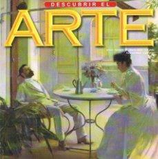 Coleccionismo de Revistas y Periódicos: REVISTA DESCUBRIR EL ARTE NUMERO 13 MARZO 2000 PASION POR EL MODERNISMO. Lote 175590165