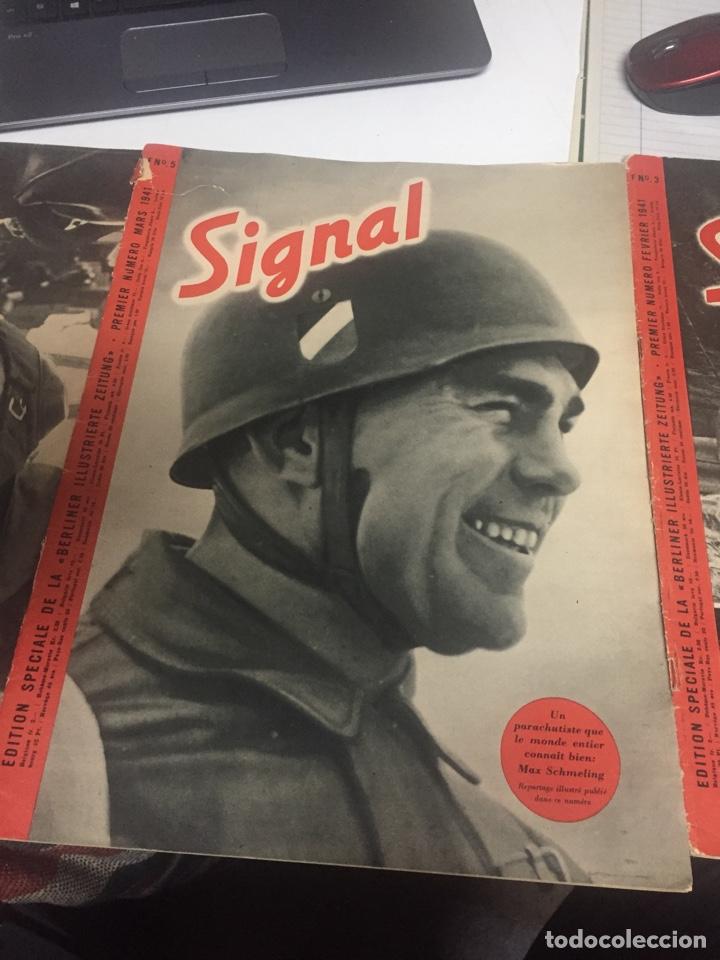 Coleccionismo de Revistas y Periódicos: Revistas signal antiguas - Foto 2 - 175834487