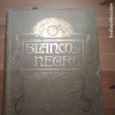 Coleccionismo de Revistas y Periódicos: REVISTA BLANCO Y NEGRO. TOMO LXIV - (ABRIL, MAYO Y JUNIO DE1927).. Lote 175911295