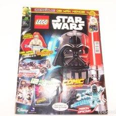 Colecionismo de Revistas e Jornais: REVISTA LEGO STAR WARS. Nº 39. SEPTIEMBRE. 2018. COMIC GALÁCTICO. 2 POSTERS. 34 PÁGINAS.. Lote 199037476