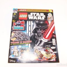Colecionismo de Revistas e Jornais: REVISTA LEGO STAR WARS. Nº 35. MAYO. 2018. COMIC GALÁCTICO. 2 POSTERS. 34 PÁGINAS. Lote 175975973