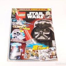 Colecionismo de Revistas e Jornais: REVISTA LEGO STAR WARS. Nº 28. OCTUBRE. 2017. 2 CÓMIC ESTELARES. 1 POSTERS. 34 PÁGINAS.. Lote 199037561