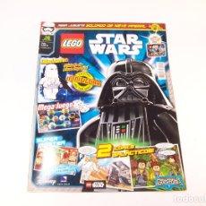 Colecionismo de Revistas e Jornais: REVISTA LEGO STAR WARS. Nº 26. AGOSTO. 2017. 2 CÓMIC GALÁCTICOS. 1 POSTERS. 34 PÁGINAS.. Lote 175976365