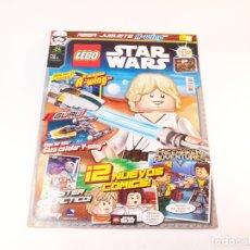 Colecionismo de Revistas e Jornais: REVISTA LEGO STAR WARS. Nº 24. JUNIO. 2017. 2 CÓMIC GALÁCTICOS. 1 POSTERS. 34 PÁGINAS.2. Lote 175976504