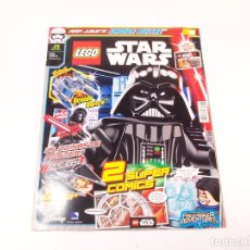 Colecionismo de Revistas e Jornais: REVISTA LEGO STAR WARS. Nº 23. MAYO. 2017. 2 CÓMIC GALÁCTICOS. 1 POSTERS. 34 PÁGINAS.2. Lote 175976530