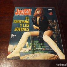 Coleccionismo de Revistas y Periódicos: REVISTA MUNDO JOVEN Nº 88 -EL EROTISMO Y LOS JOVENES - LOS DIABLOS- PEKENIQUES -PUBLICIDAD COCA COLA. Lote 175988498