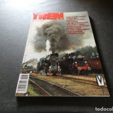 Coleccionismo de Revistas y Periódicos: REVISTA SOBRE TRENES HOBBY TREN 31. Lote 176180978