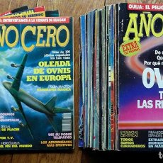 Coleccionismo de Revistas y Periódicos: AÑO CERO. LOTE 50 REVISTAS. Lote 176345802