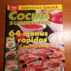 Coleccionismo de Revistas y Periódicos: LOTE 8 REVISTAS COCINA SEMANAL. Lote 176350425