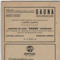 Coleccionismo de Revistas y Periódicos: REVISTA IBÉRICA, Nº 231, AÑO 1952. Lote 176444947