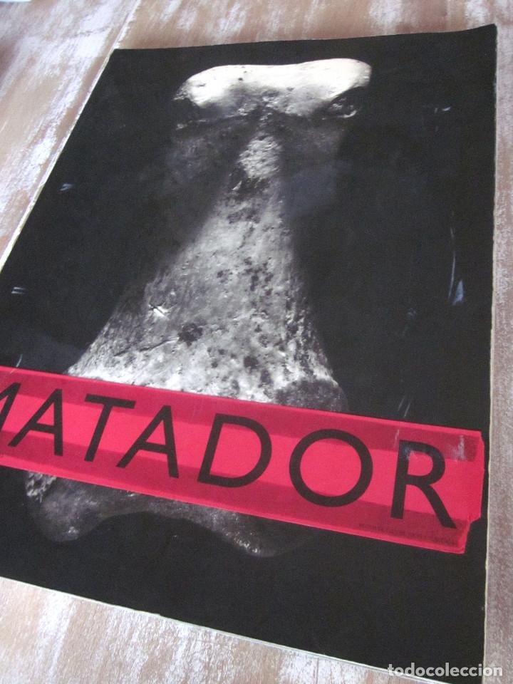 Coleccionismo de Revistas y Periódicos: Lote dos Revistas Matador 1996 Volumen B y 1997 Volumen C Cultura, ideas y tendencias - Foto 2 - 176567710